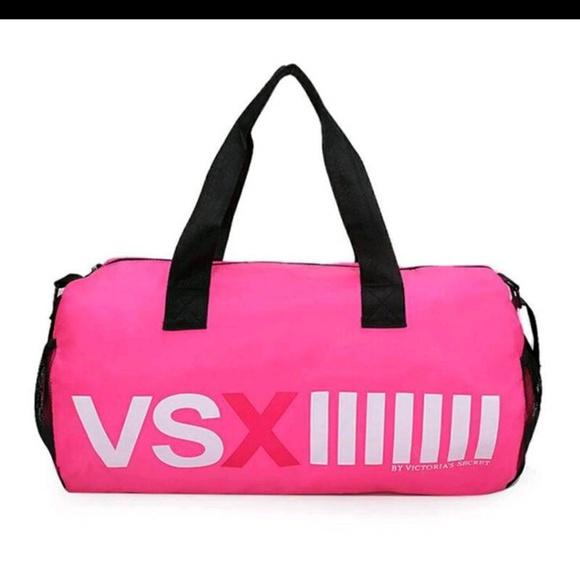 0de053ce3ebf New Victoria s Secret Sport VSX Duffle bag